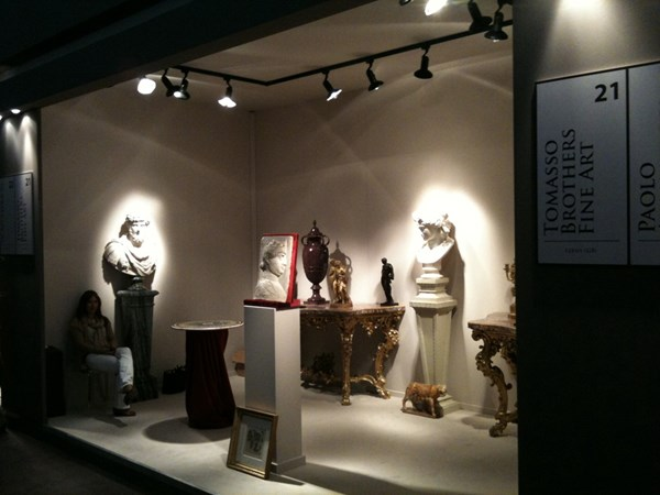 The International Antiques Biennale